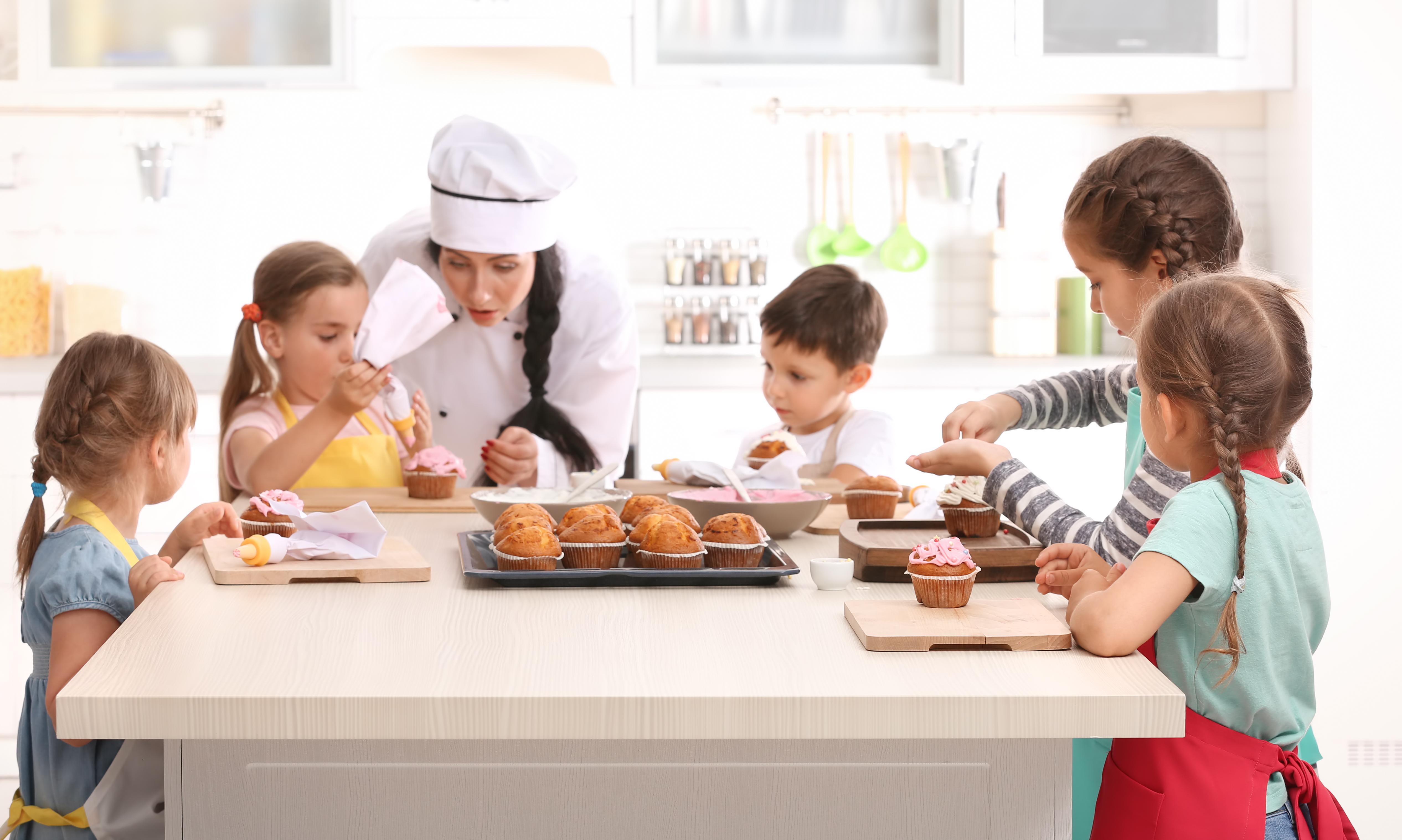 Atelier culinaire Top Chef pour enfants en Belgique